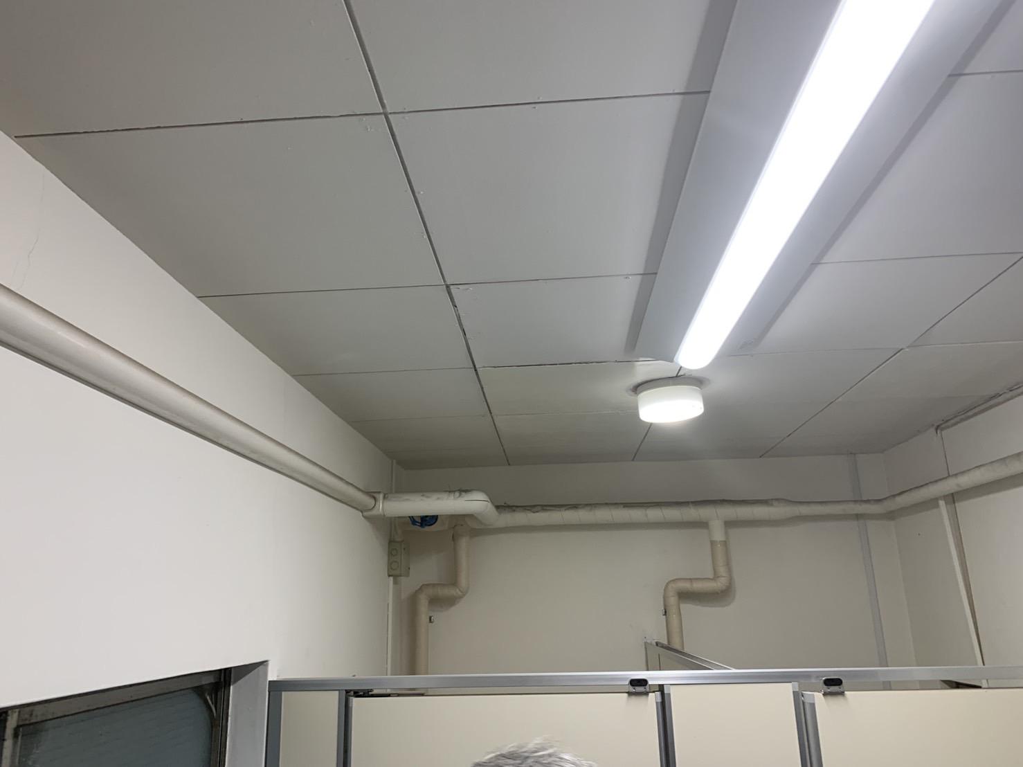 【施工実績】東京都千代田区 Bビル屋上 給水配管更新工事